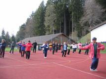2019.04 QiGong Ausbildung XXV. Teil2 @ Turnhalle der Volksschule | Schwarzenberg am Böhmerwald | Oberösterreich | Österreich