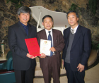 Zertifikatsuebergabe ShanDong WuShu Association