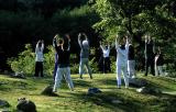 18 Bewegungen im LaoShan Zentrum