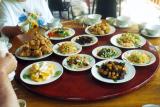 Ausgewogene Ernährung im LaoShan Zentrum