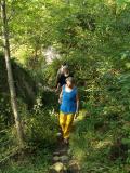 Bergwanderung im LaoShan