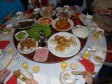 Chinesisches Essen im LaoShan Zentrum