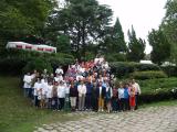 Gruppenfoto im LaoShan Zentrum