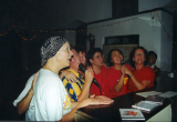 Karaoke im LaoShan Zentrum