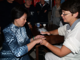 Kinder-TuiNa Erlernen im LaoShan Zentrum