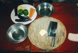Kochen lernen im LaoShan Zentrum