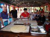 Kochkurs im LaoShan Zentrum