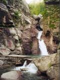 LaoShan Wasserfall
