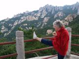 Mahrzeit im LaoShan Gebirge