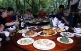 Mittagessen im LaoShan Zentrum
