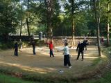 Taiji Bailong Ball im LaoShan Zentrum
