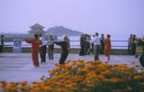Training in QingDao