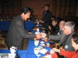 2004 Laoshan Zentrum Delegation in Jinan 03