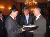 2004 Offizieller Besuch ShanDong Provinz in Oberoesterreich 02