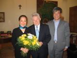 2004 Projektbesprechnung beim Landeshauptmann Dr. Puehringer 03