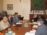 2004 Projektbesprechnung beim Landeshauptmann Dr. Puehringer 04