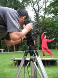 2004 QiGong-Videodreh 09