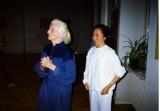 Josephine Zoeller mit Du Hong
