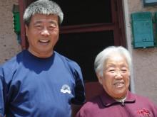 Dr.Zhao und Prof.h.c. Sui
