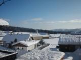 2012.01 Blick ins verschneite Schwarzenberg