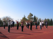 2018.07 QiGong Ausbildung XXIV. @ Turnhalle der Volksschule | Schwarzenberg am Böhmerwald | Oberösterreich | Österreich