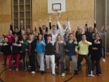 2018.01 QiGong Grundausbildung XXIII. @ Turnhalle der Volksschule | Schwarzenberg am Böhmerwald | Oberösterreich | Österreich